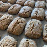 Biscotti integrali al grano saraceno