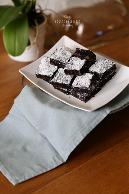 Ricetta Brownies al Cioccolato senza glutine