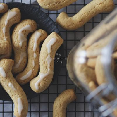 Ricetta biscotti siciliani a S