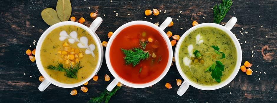 Zuppe & Co. - Conosci la differenza?