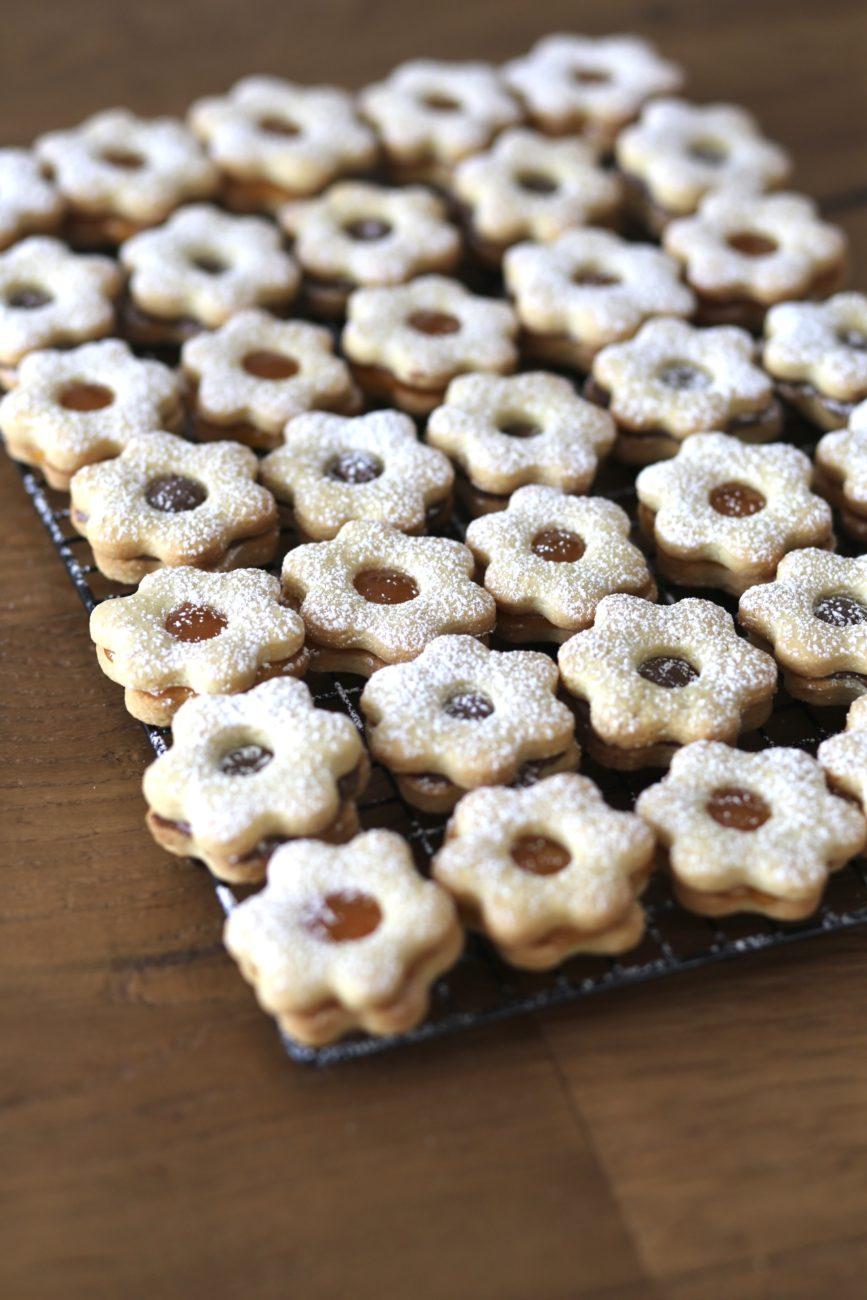 Ricetta biscotti occhio di bue